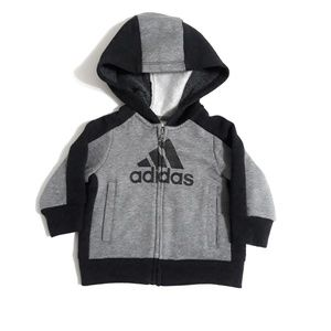 Adidas Zip Up Hoodie for Boys Size 6m